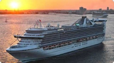 Dubai cruise industry