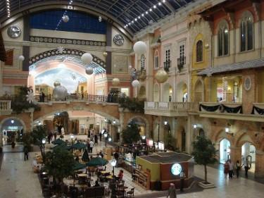 السياح ينعمون بخمسة متاجر جديدة في دبي فستيفال سيتي مول