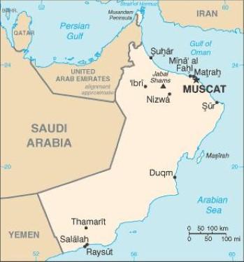 """دبي تسعى لتكون """"وجهة السفر المفضّلة للعمانيين"""""""