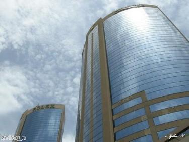 الكشف عن خطط لتشييد ثاني أطول بناية في دبي