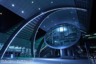 كشف النقاب عن خطط المطار الأضخم في دبي