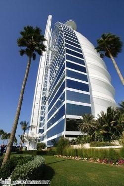 دبي لديها أفضل فندق على مستوى العالم