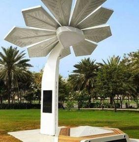 النخلة الذكية تزّود سياح دبي بخدمة الواي فاي المجانية