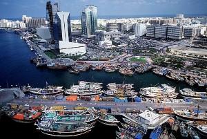 تطوير خور دبي لإدراجه كموقع للتراث العالمي من قبل اليونسكو