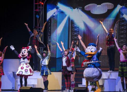 Disney Live! at DWTC
