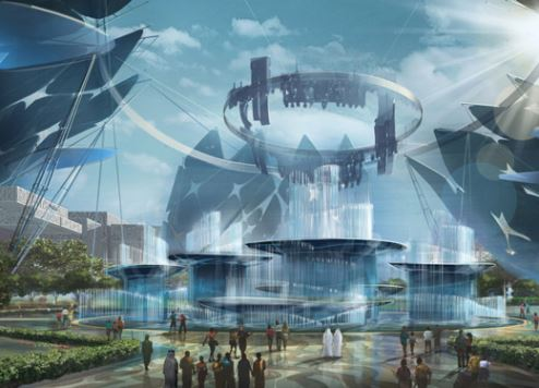 سويسرا: أول دولة مشاركة في إكسبو 2020