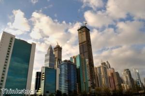 """""""أداء جيد"""" لسوق العقارات في دبي"""