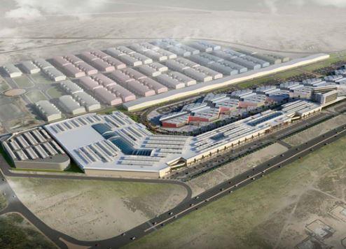 مجمع سوق التنين 2