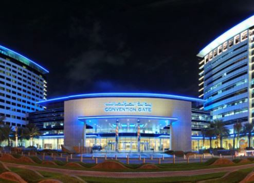 مركز دبي التجاري