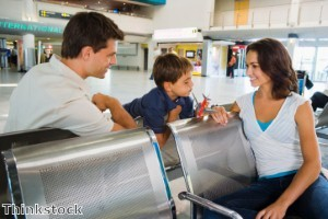 ارتفاع هائل في عدد المسافرين عبر مطار دبي وورلد سنترال