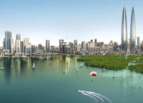 مشروع خور دبي