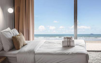 الغرف الفندقية في دبي