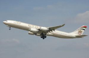 ارتفاع أرباح الاتحاد للطيران إلى 48%