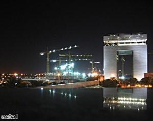 """معالم دبي تطفئ أنوارها في إطار مبادرة """"ساعة الأرض"""""""