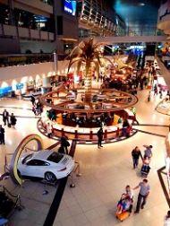 رقم قياسي جديد لمطار دبي الدولي هذا العام