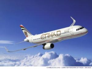 الاتحاد للطيران تحصل على شهادة في مجال 'الخدمة المتميزة'