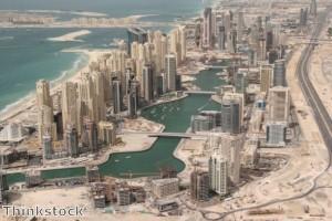 ترام دبي يدخل المرحلة التجريبية