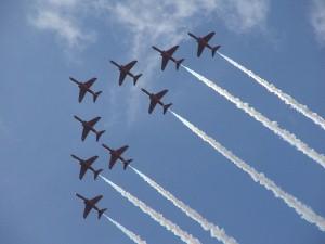 مبيعات معرض دبي للطيران بلغت 206 مليار دولار