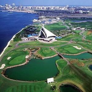 """إنشاء ملعب للغولف على أرض مدينة مطار """"دبي ورلد سنترال"""""""