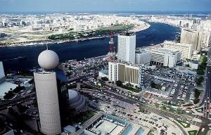 دبي تحتضن مسابقة في المصارعة الروسية