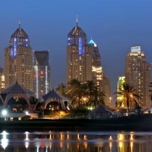 وسط مدينة دبي يستضيف مهرجان الأضواء