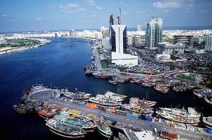 دبي تدشّن مشروع تمديد خور دبي