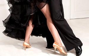 ارتدي حذاء الرقص في دبي