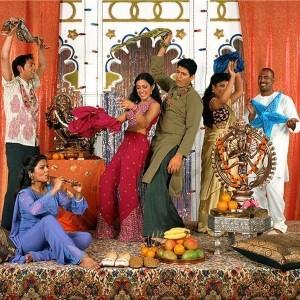 شاه روخ خان يعشق سحر دبي