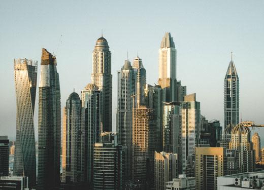 دبي تسعى لاستقطاب استثمارات صينية جديدة