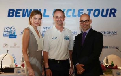 Wyndham BeWell Cycle Tour