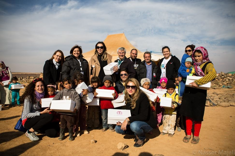 The First Group in Jordan