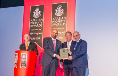 The First Group's Millennium Place JVT Dubai Honoured At Prestigious International Property Awards