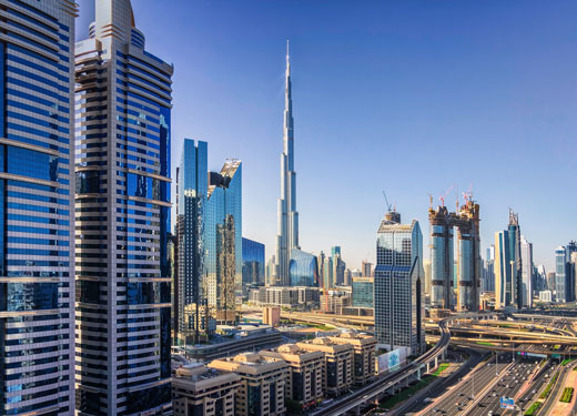 UAE world's 'fifth most-competitive economy'