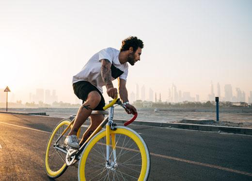 Дубай: Лето в городе