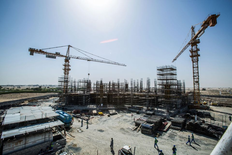 Темпы развития строительной индустрии ОАЭ будут расти