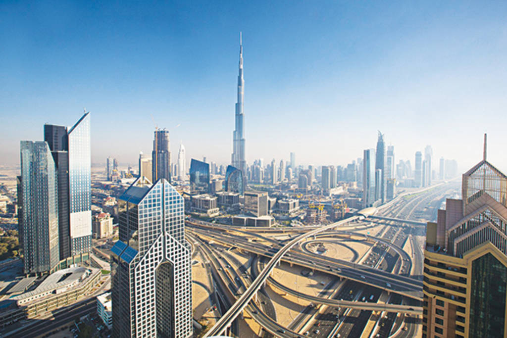 Дубай в топ-10 самых доходных рынков недвижимости мира