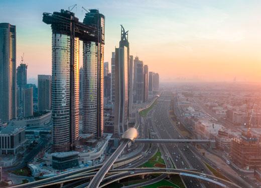 ارتفاع الصفقات العقارية في دبي بنسبة 33% سنويًا