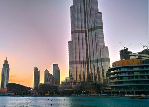 В ноябре строительная индустрия возглавила рост частного сектора Дубая