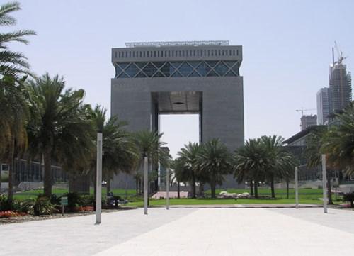 """الحي المالي في دبي """"يتضاعف ثلاث مرات"""""""