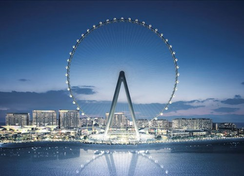 أبرز 5 معالم سياحية جديدة في دبي لعام 2019