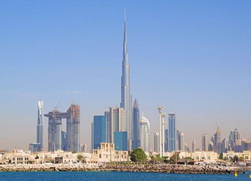 دبي تحتل المركز الثاني في افتتاح المباني الضخمة في عام 2018