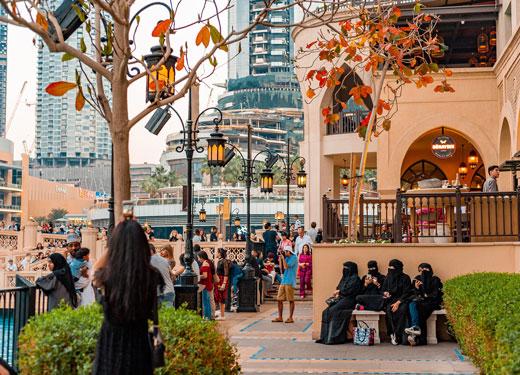 Дубай нацелен на увеличение турпотока из Саудовской Аравии