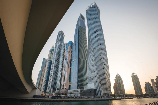Во II квартале средняя стоимость недвижимости в Дубае выросла
