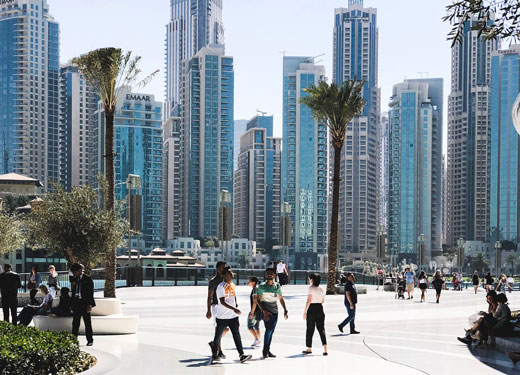 Оман и Нигерия – самые быстрорастущие направляющие рынки туристической индустрии Дубая