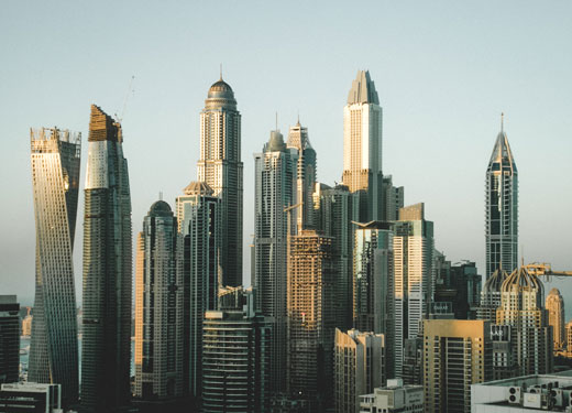 Dubai looks to boost African ties