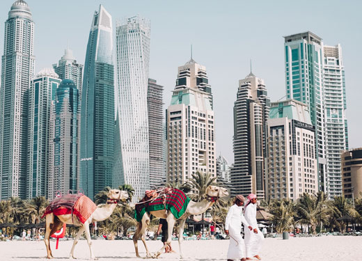 Dubai reports bumper tourism results
