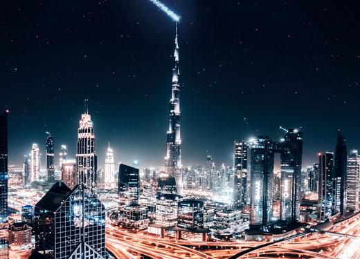 Dubai reports record international visitor spend