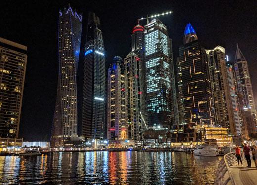 تهافُت مستثمرين جُدد على قطاع العقارات في دبي
