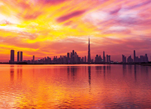 Dubai Plan 2021