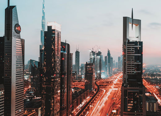 Dubai: Tech metropolis